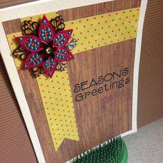 Mrs Crafty Adams | Christmas Card Ideas