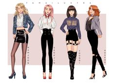 Kpop Fashion Outfits, Anime Outfits, Robert Downey Jr Young, Fanart Bts, Bts Girl, Vkook, Bts Drawings, Digital Art Girl, Bts Chibi