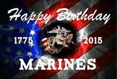 Happy Birthday U.S. Marine Corps!