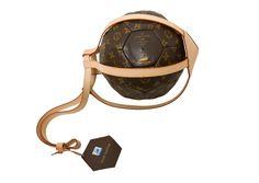 Louis Vuitton Limited Editon 1996 Centenaire Monogramme Soccer Ball