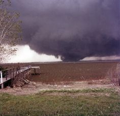 File photo from the April 10, 1979 tornado in Wichita Falls