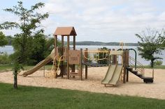 Ebenezer Church Playground & Beach #apex