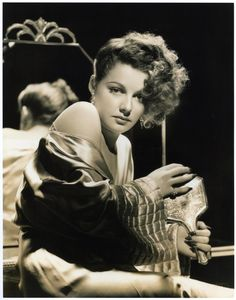 Ann Sheridan George Hurrell