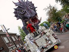 Brabantsedag - Draak