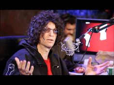 Howard Stern Takes on Rush Limbaugh