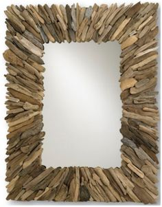 Buy the Currey and Company 4344 Natural Wood/Mirror Direct. Shop for the Currey and Company 4344 Natural Wood/Mirror Beachhead Mirror and save. Driftwood Mirror, Driftwood Beach, Tropical Decor, Coastal Decor, Coastal Living, Beach Crafts, Diy Crafts, Eclectic Mirrors, Natural Mirrors