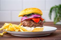 Greek BurgerDelish