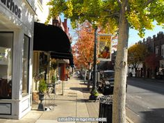 Franklin, Tennessee... my hometown :)