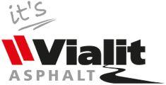 Fugenverguss kalt: Asphaltfugen ausbessern mit REFUG von Vialit Innovation, Company Logo, Logos, Technology, Company Names, Cold, Logo