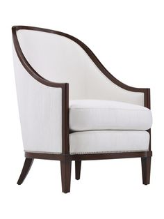Mayfair Bergere Chair  Traditional, Transitional, Upholstery  Fabric, Armchair by Ralph Lauren Home