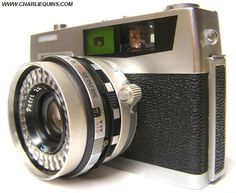 Petri 7 35mm Rangefinder Camera with 45mm F2.8