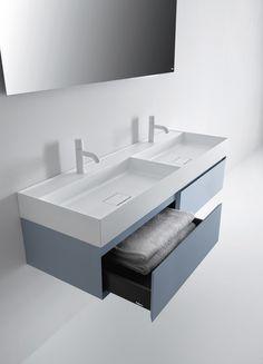 Wash basins | Wash basins | Quattro Zero | Falper | Fattorini . Check it out on Architonic