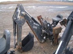 Backhoe Attachments    http://www.rockanddirt.com/attachments-for-sale/backhoe-attachments