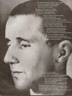 *Por Via Das Dúvidas*: Do Pobre Bertol Brecht * Bertolt Brecht - RDA