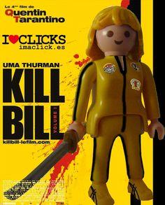 Kill Bill Playmobil