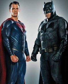 A gallery of Batman v Superman: Dawn of Justice publicity stills and other photos. Featuring Henry Cavill, Ben Affleck, Gal Gadot, Zack Snyder and others. Batman Vs Superman, Superman Dawn Of Justice, Superman Cavill, Superman Cosplay, Epic Cosplay, Comic Movies, Superhero Movies, Superhero Logos, Dc Heroes