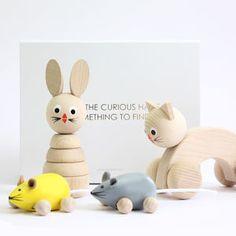 Animal Bundle Gift Box - for under 5's