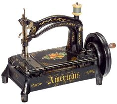 Vintage Sewing Machines - Wikicollecting