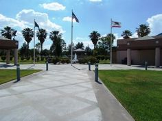Freedom Park in Ridgecrest is home to the Veteran's Memorial. The park is less than 3 miles from Santiago Ridgecrest Estates.