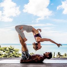 Nothing is sexier than being fit together