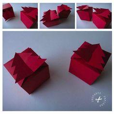DIY : Petites boites sapin pour Calendrier de l'avent | Le Meilleur du DIY
