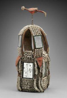 House of the Head Shrine (Ile-Ori)    Yoruba    The Museum of Fine Arts, Boston