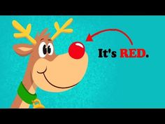 Rudolph's nose is a silly Christmas song Preschool Christmas Songs, Xmas Songs, Christmas Math, Childrens Christmas, Christmas Activities, Christmas Videos, Kindergarten Christmas, Winter Activities, Christmas Themes