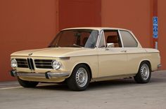 Bid for the chance to own a 1973 BMW 2002 at auction with Bring a Trailer the home of the best vintage and classic cars online. Bmw Classic Cars, Classic Cars Online, Bmw Vintage, Strange Cars, Alfa Romeo Cars, Bmw 2002, Bmw Series, Cabriolet, Audi Tt