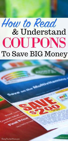 How to coupon couponing pinterest coupons learning and how to coupon how to read a coupon coupons how to coupon couponing fandeluxe Choice Image