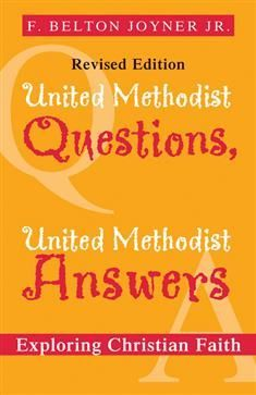 United Methodist questions F. Belton Joyner Jr.