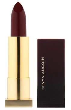 'bloodroses' by kevyn aucoin. this deep but extremely flattering (and extremely wearable) color looks good on just about everyone.