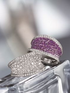 Diamond Cuffs