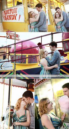 Fair engagement photos =)