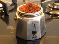 Bialetti Italian Espresso Coffee Maker- do it right! 10 Steps