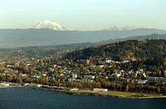 Bellingham, Washington.
