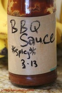 Homemade Kansas City Style Bbq Sauce | SUPPERTIME... | Pinterest | Bbq ...