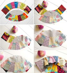 Don't be intimidated by curved piecing! Visit the Craftsy Blog for a quick tutorial on pinning and sewing curves.