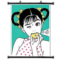 Hisashi Eguchi Anime Fabric Wall Scroll Poster x Inches Japan Illustration, Character Illustration, Character Art, Character Design, Character Concept, Manga Anime, Ligne Claire, Girls Anime, Manga Artist