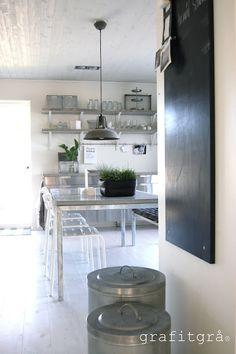 industrial kitchen! :)