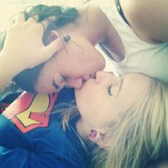 sexi girl, beauti lesbian, sexi lesbian, supergirl, super girl, sweet kisses