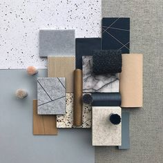 Put your ideas in a moodboard and let your interior design projects become reality.The post 4 Colourful Moodboards to Inspire You appeared first on Dekoration. Interior Design Blogs, Mood Board Interior, Home Design, Moodboard Interior Design, Luxury Interior, Nordic Interior, Diy Interior, Cafe Interior, Blog Design