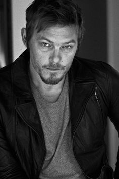 Norman Reedus ... oh my