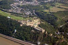 Festung Ehrenbreitstein und Landesmuseum Koblenz