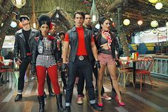 Jessica Lee Keller, Chrissie Fit, and John DeLuca in Teen Beach Movie Teen Beach Movie Costumes, Halloween Costumes For Bffs, Girl Costumes, Grease Costumes, Mermaid Costumes, Pirate Costumes, Couple Costumes, Group Costumes, Adult Costumes