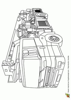 Tons of coloring pages for kids. Lots of construction