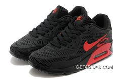 sneakers for cheap de82c 25f9b Nike Air Max 90 Essential Black And Red Men Women TopDeals, Price   78.83 - Adidas  Shoes,Adidas Nmd,Superstar,Originals