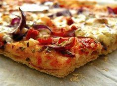 hyvä pitsapohja - Kotikokki.net - reseptit