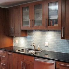 Cabinets for a Kitchen