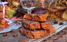 Raw energy bars med goji, inca og aprikos! (En helseblogg om jakten etter en friskere...)