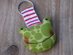 Heute völlig ungeküsst(Schlüsselanhänger) von Doki-Design auf DaWanda.com